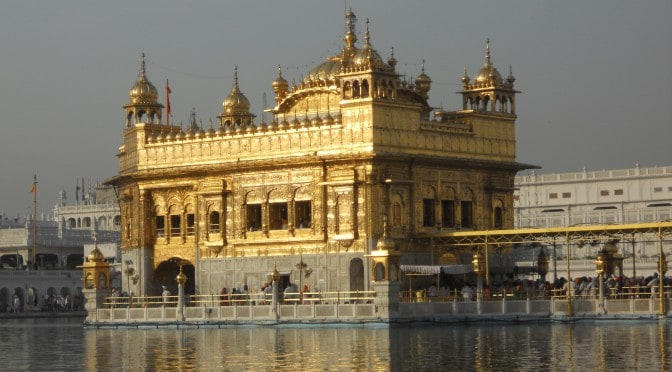 Harmandir Sahib – Amritsar – Amazing temples and pyramids