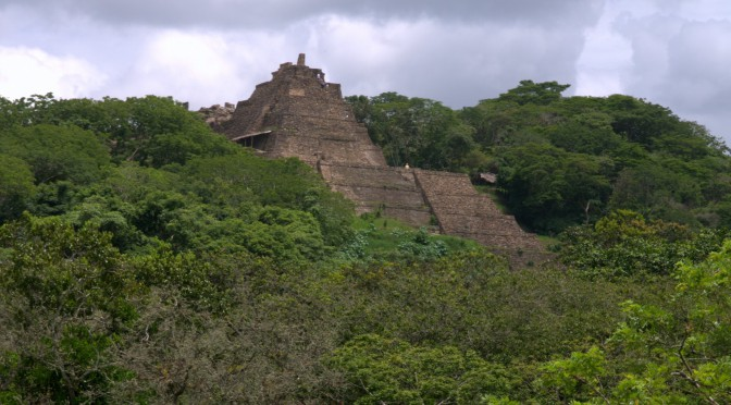 Toniná – Das Haus der großen Steine im Tal von Ocosingo