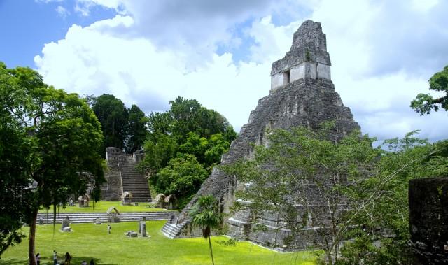 Temple I - Tikal