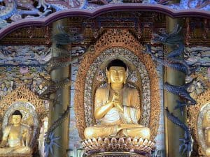 Vairocana - Yakcheonsa Buddhist Temple - Jeju-Do Island - South Korea