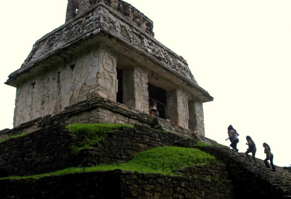 Palenque - The Temple of the Sun
