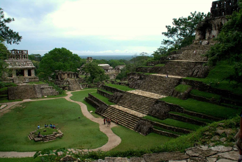 Palenque - The Cross Group