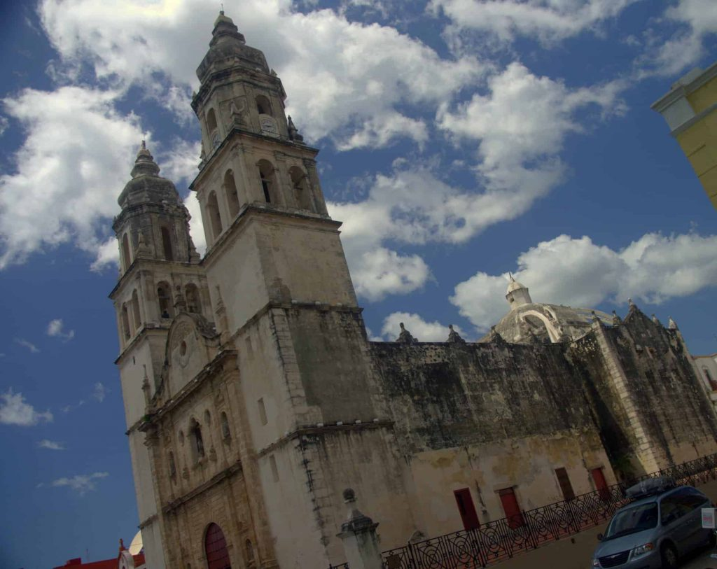 Cathedral - Campeche