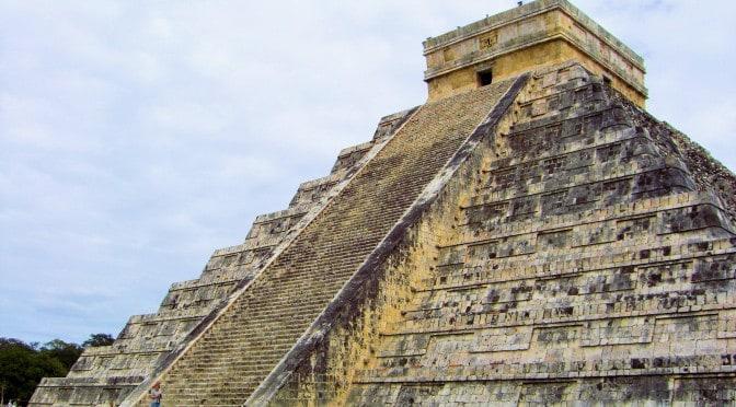 Chichen Itza – Yucatan – Mexico – Most Famous Maya Pyramid