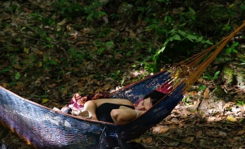 El Mirador - Sleeping Maya Princess - Guatemala Jungle Adventure