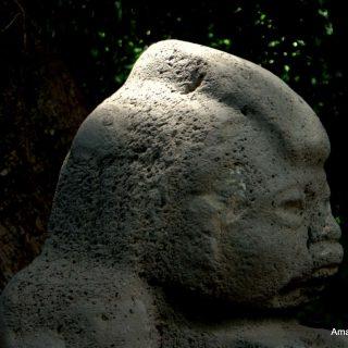 Olmecs - La Venta Museum Park - Villahermosa