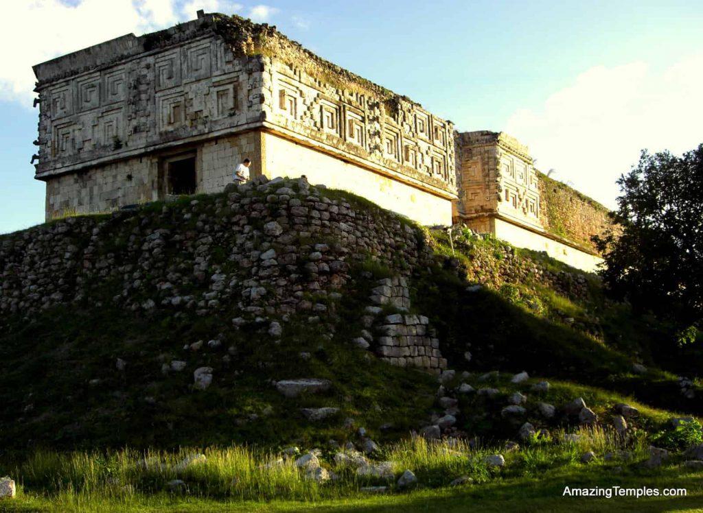 Maya - Governors Palace - Uxmal