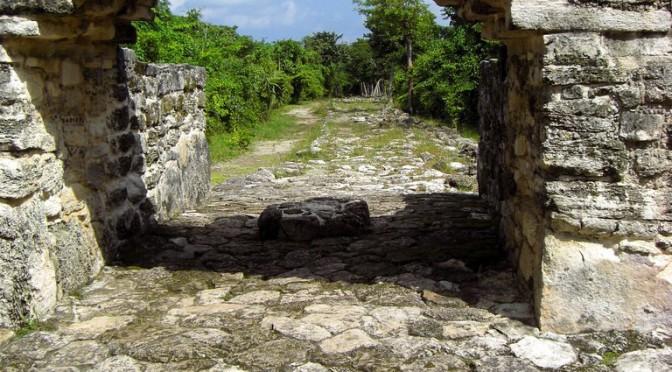 Cozumel – Pilgerfahrt zu Ixchel – San Gervasio