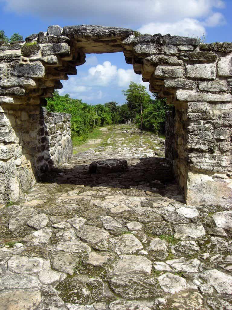 The Arch - San Gervasio - Cozumel