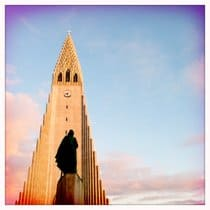 Iceland – Hallgrimskirkja – Hallgrims Church – Iceland Tours