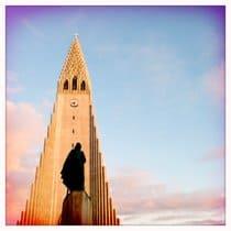 Iceland – Hallgrimskirkja – Hallgrims Church – Iceland Tours