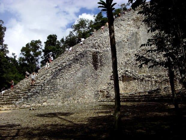 >>> Read more about: Coba - Ruled by Women?