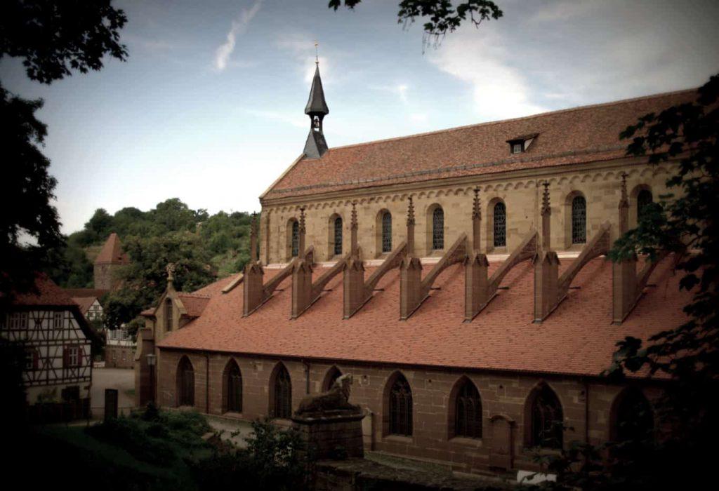 The monastery church - Maulbronn