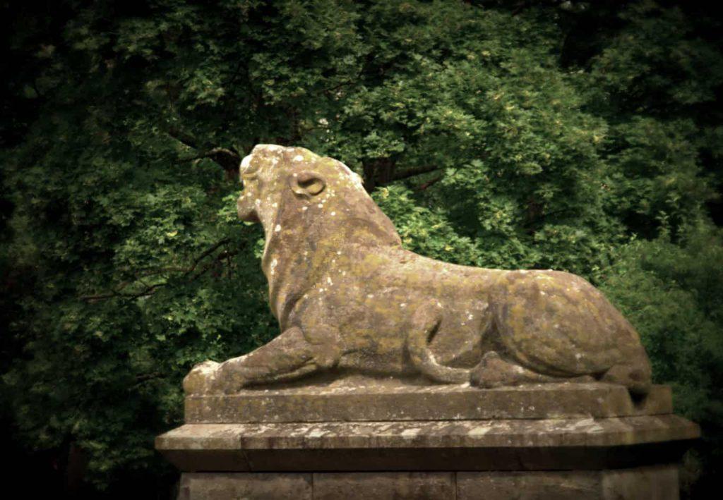 Lion - Maulbronn