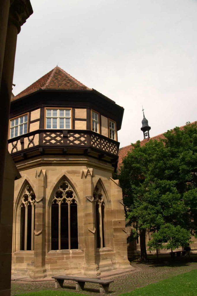 The fountain house - Maulbronn