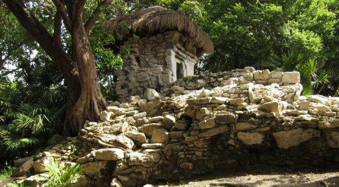 Xaman-Ha – The unknown temple ruins of Playa del Carmen – Riviera Maya