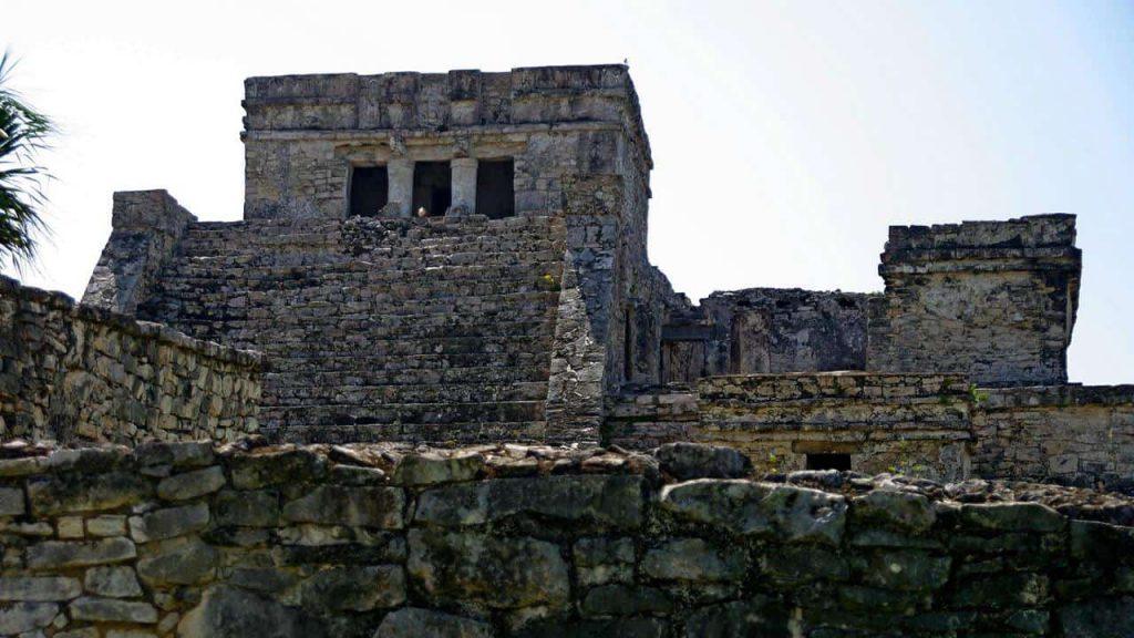 El Castillo - Front - Tulum - Yucatán