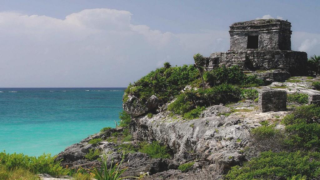 Tempel des Windes - Tulum - Yucatan