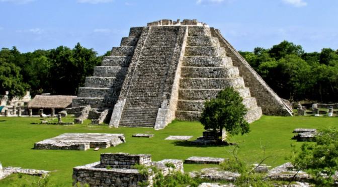 Mayapan, die letzte Hauptstadt der Maya in Yucatan