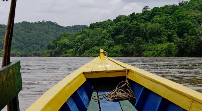 Yaxchilan – Riverside of the Rio Usumacinta