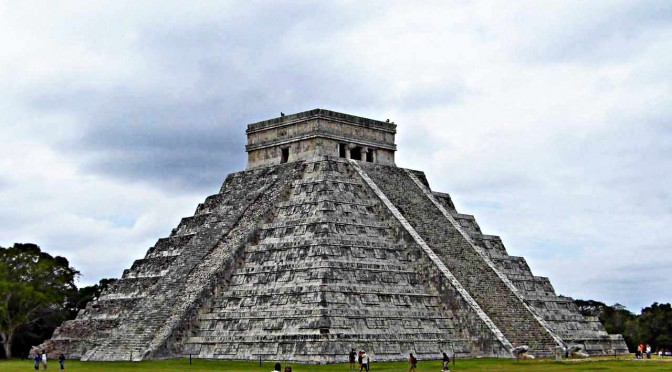 The Top 5 Maya Sites at the Riviera Maya – Mexico -Yucatán Peninsula