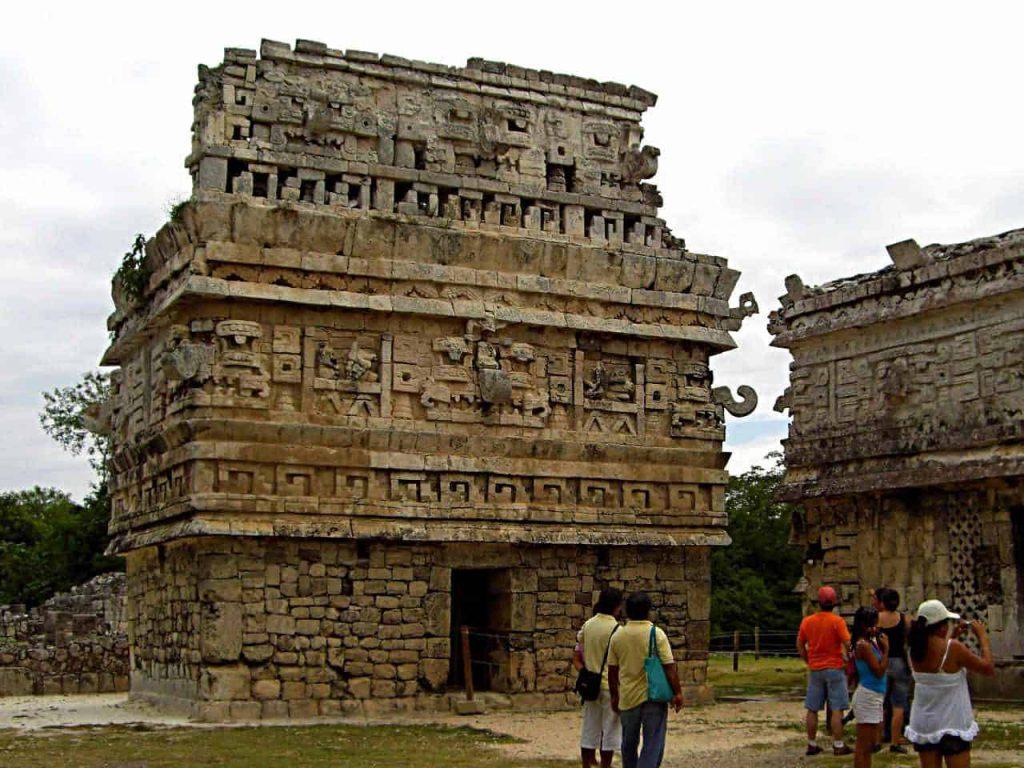 La Iglesia in Chichén Itzá