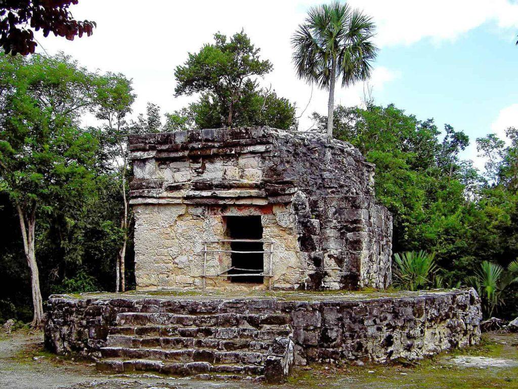 Nohoch Nah - Das große Haus in San Gervasio auf Cozumel