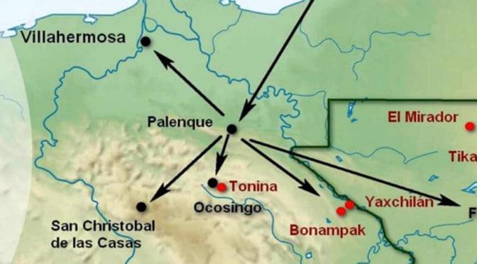 Campeche und Chiapas – Rundreise zu den Mayastätten – Die exotische Route – Reiseplanung
