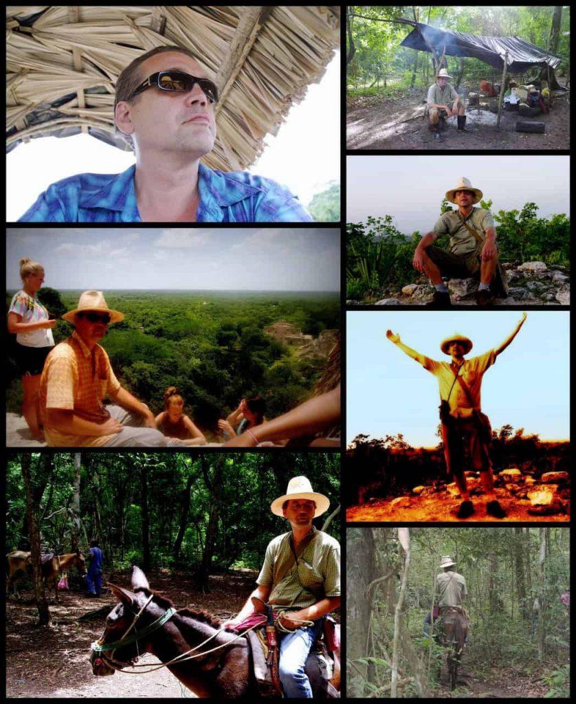 Christian Schoen - Autor von Die Ruinenstädte der Maya