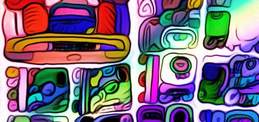Der Mayakalender - Artikelbild - Teil 7 - Das Datum in den Inschriften