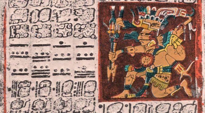 Der Mayakalender -Teil 1 – Einführung – Wie funktioniert der Mayakalender?