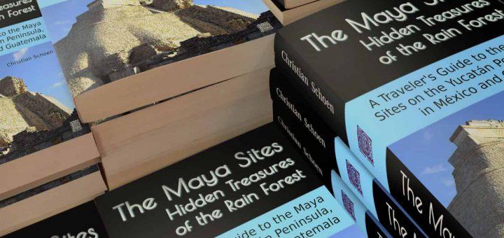 Book - The Maya Sites