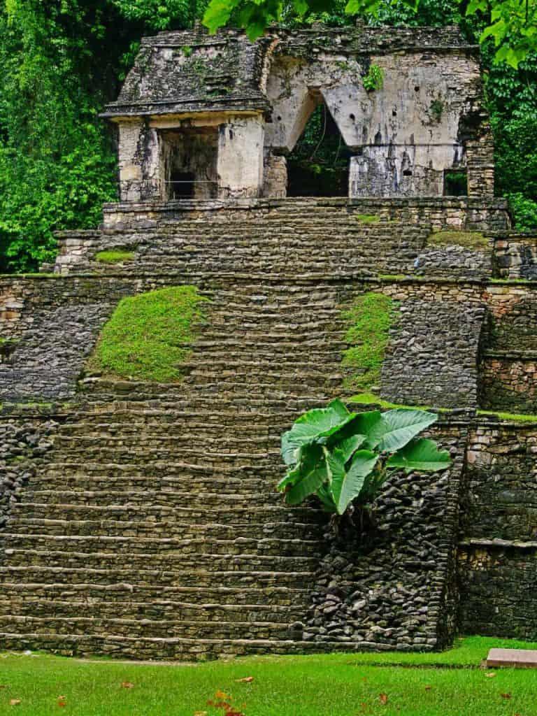 Palenque - Scull Temple
