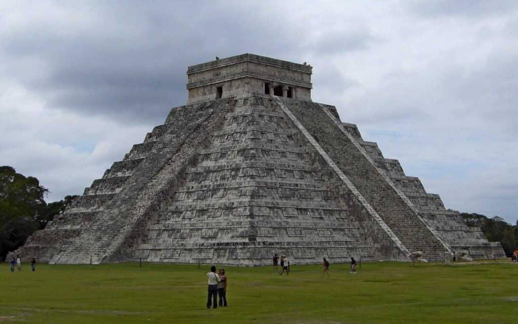 El Castillo in Chichen Itzá